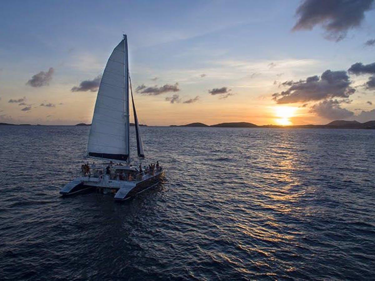 <span>Sunset</span> Sail