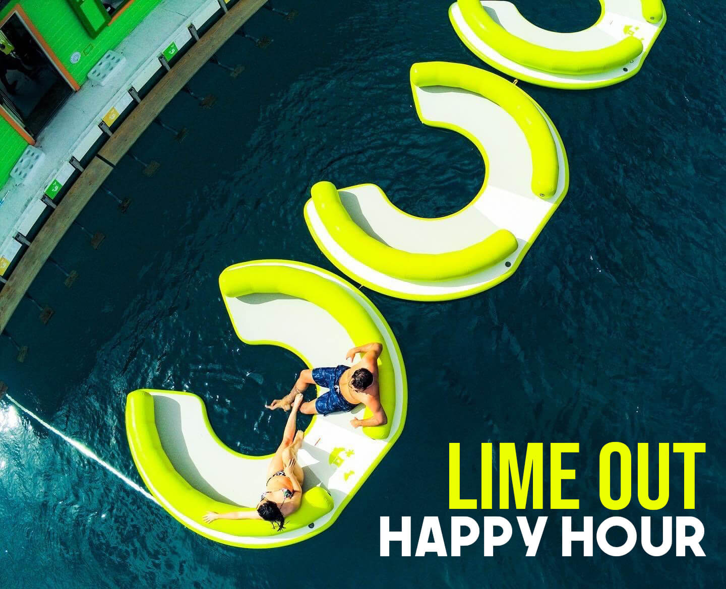 St. John Lime Out Happy Hour