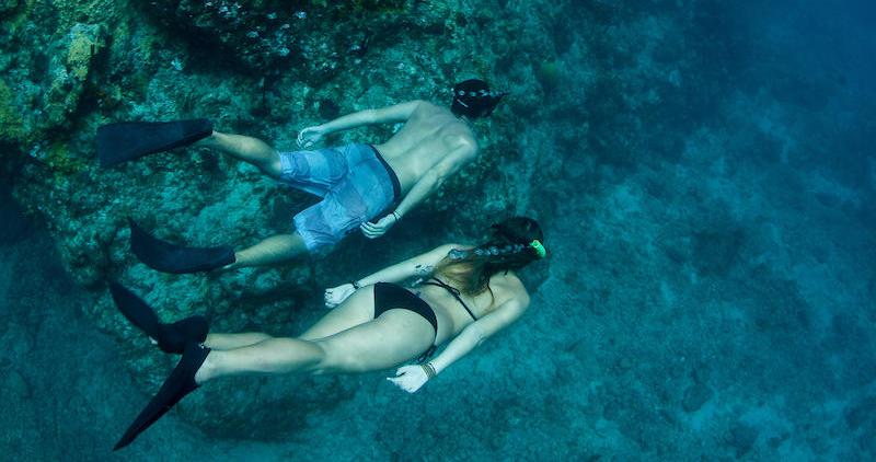 Caves-Snorkel