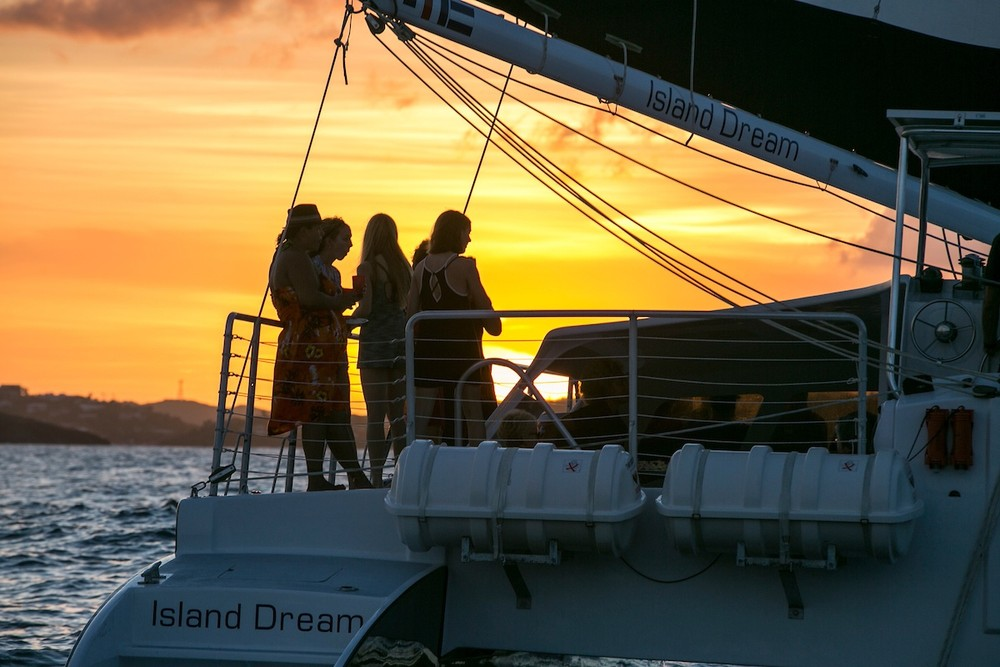 Ritz-Lovango Beach Party Dinner Sail