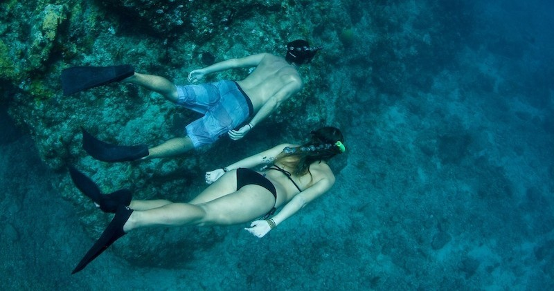 Caves Snorkel